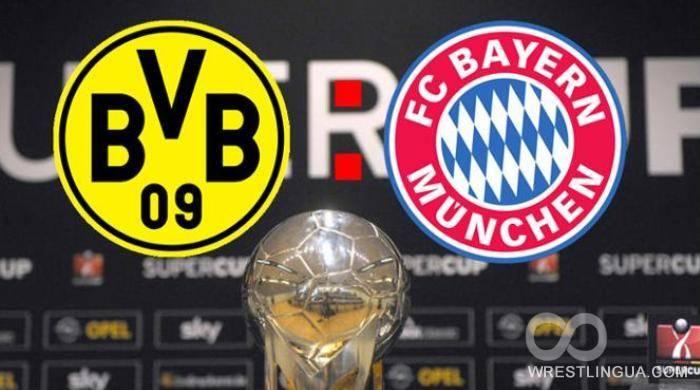 Чемпионат германии боруссия дортмунд бавария прямая трансляция