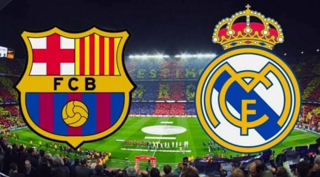 Барселона реал мадрид май