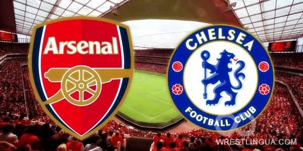 Футбол англия челси арсенал видео трансляция