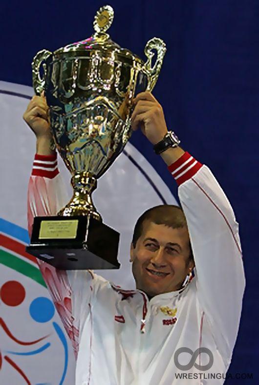 Дзамболат Тедеев: на чемпионате Европы рассчитываем выиграть 2-3 золотые медали