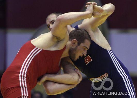 Полные результаты турнира по вольной борьбе в Тбилиси