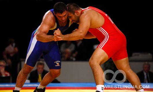 Чемпионат России по греко-римской борьбе-2010