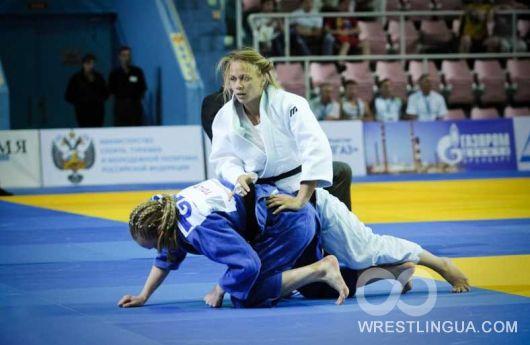 Полные результаты этапа кубка Европы по дзюдо среди женщин в Оренбурге