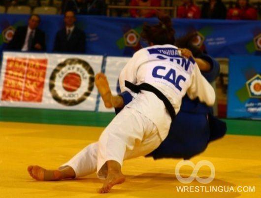 Результаты первого дня Кубка Мира по дзюдо среди женщин в Праге