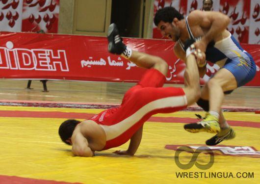 Международный турнир «Takhti Cup» по вольной борьбе. Результаты