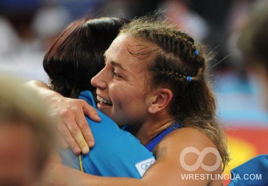 Первые награды украинских спортсменок на Чемпионате мира по борьбе