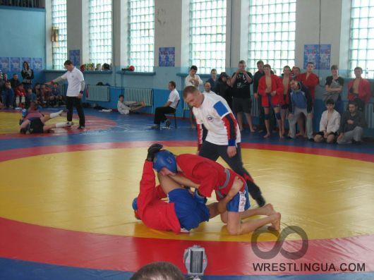 Фотоотчет с І Всеукраинского турнира по боевому самбо среди юношей 1996-97, 1998-99 г.р.