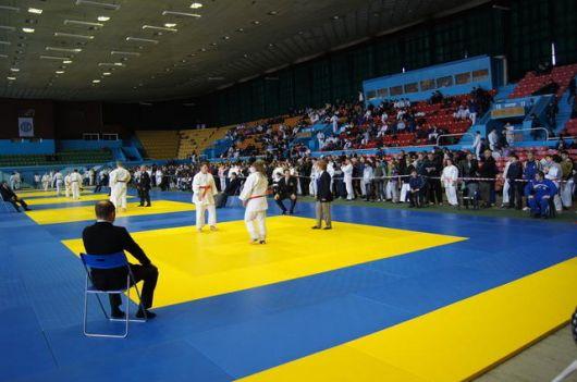 Результаты Чемпионата Украины по дзюдо среди спортсменов 1998-1999 г.р.