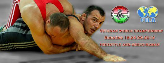Чемпионат мира по борьбе среди ветеранов, первые победы украинцев.