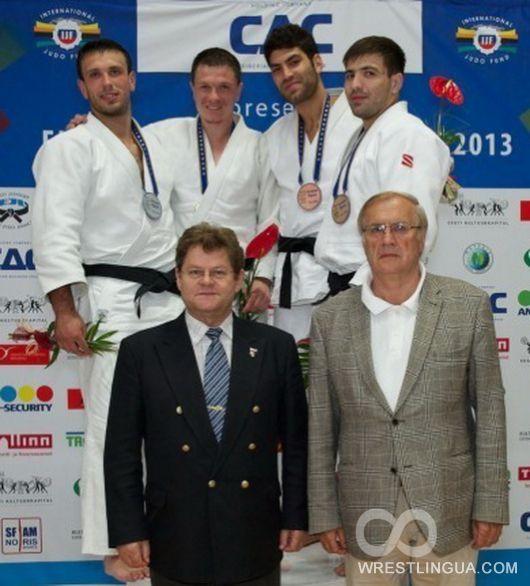 Артём Блошенко - победитель Континентального Кубка в Таллинне