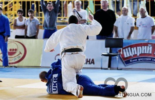 Результаты первого соревновательного дня чемпионата Украины по дзюдо - 2013