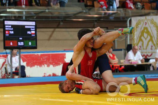 Мурази Мчелидзе чемпион Европы среди молодёжи !!!