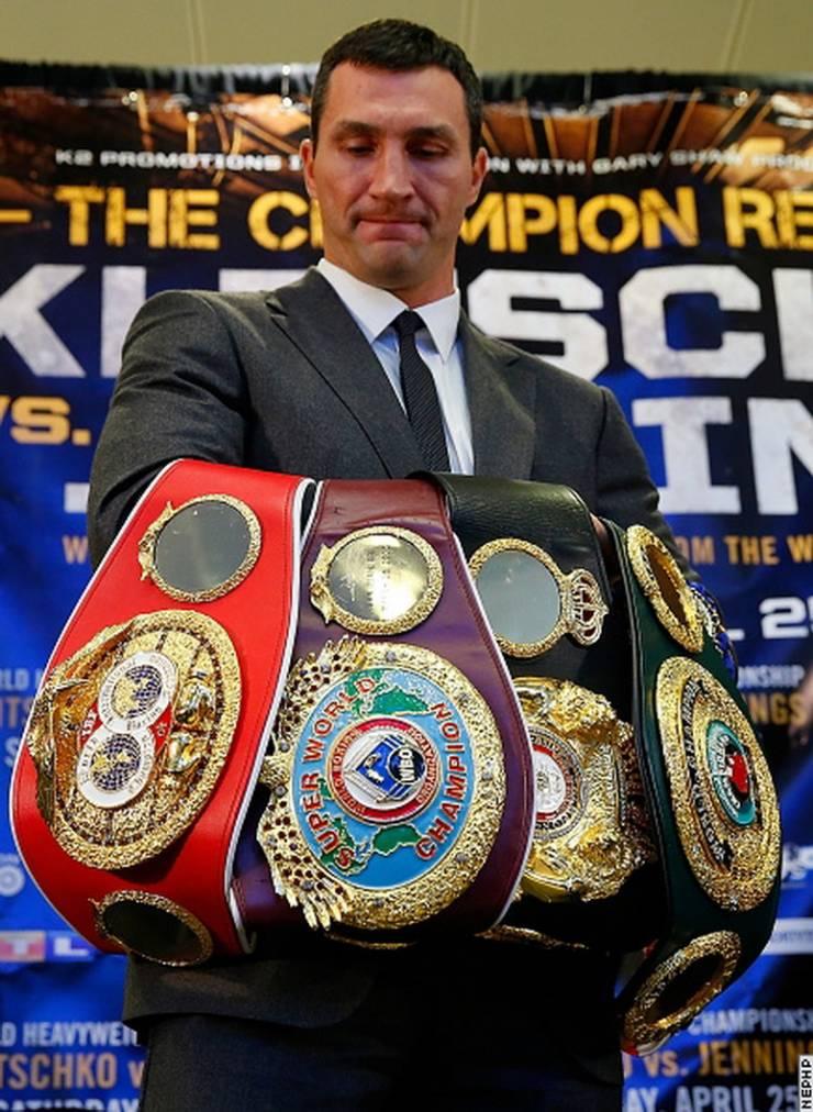 Кличко - Дженнингс пресс-конференция к предстоящему бою в Нью-Йорке! (фото)
