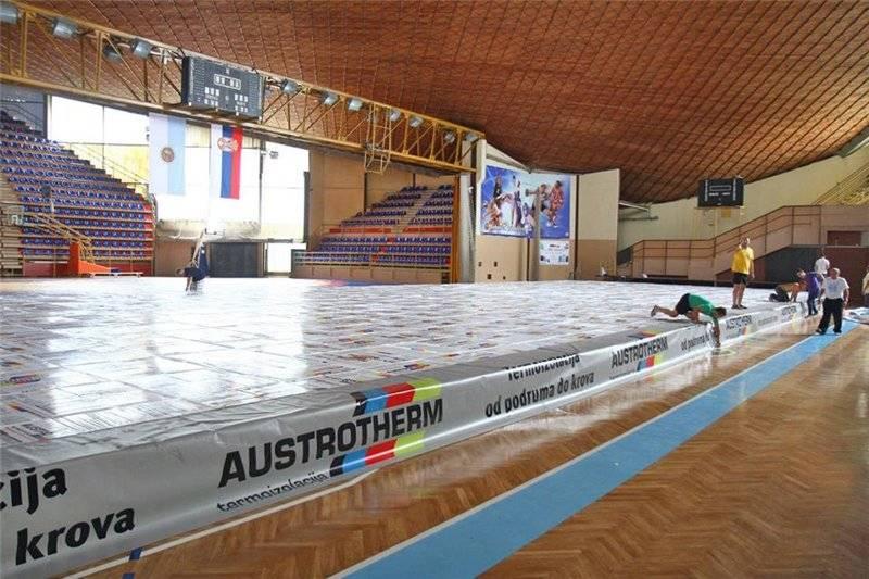 Первенство Европы среди кадетов по борьбе. Cуботица 2015