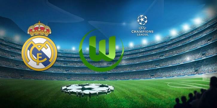 Смотреть футбол матч реал вольфсбург