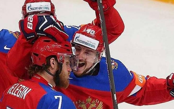 Россия норвегия повтор матча смотреть