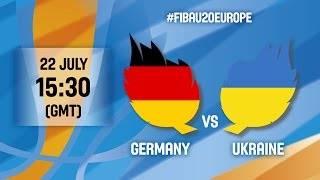 прогноз матча по баскетболу Украина U20 - Германия U20 - фото 2