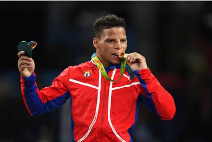 Борец Тасмурадов объявил, что медальОИ лицезрел восне достарта турнира