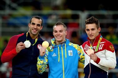 Спортивная гимнастика чемпионы олимпийских игр