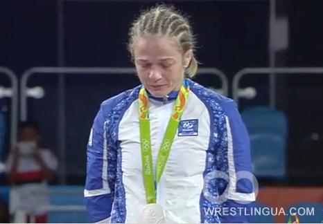 Мария Стадник вышла вфинал Олимпийских игр «Рио»