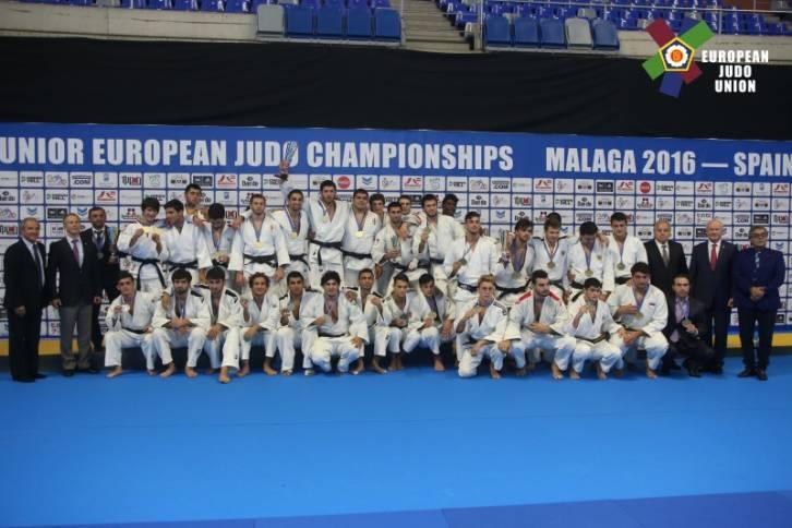 Двое волгоградцев стали бронзовыми призёрами юниорского главенства Европы подзюдо