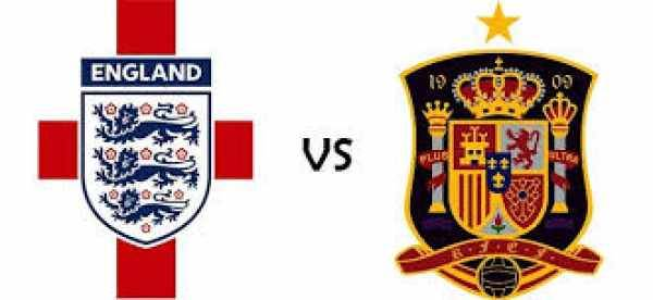 england spain England will face spain and croatia in league a following uefa's inaugural nations league in lausanne, switzerland.