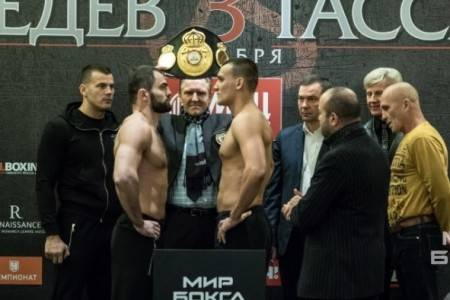 Максим Власов vsРахим Чахкиев