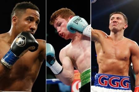 Ковалев стал 4-м всписке самых высокооплачиваемых боксеров поверсии Forbes