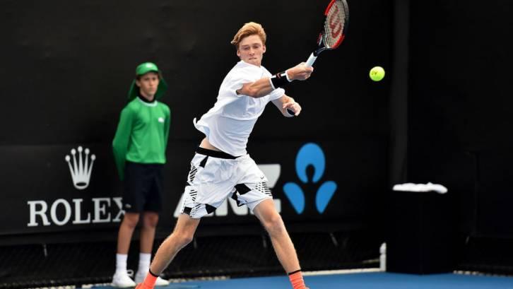 НовостиНадаль обыграл Багдатиса ивышел втретий круг Australian Open