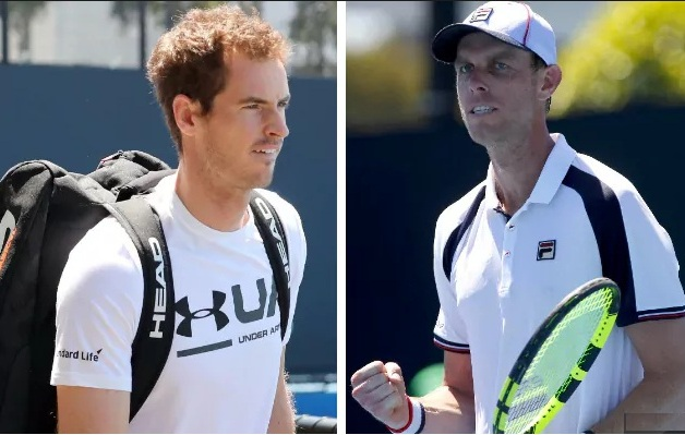 Маррей вышел вчетвертый круг Australian Open