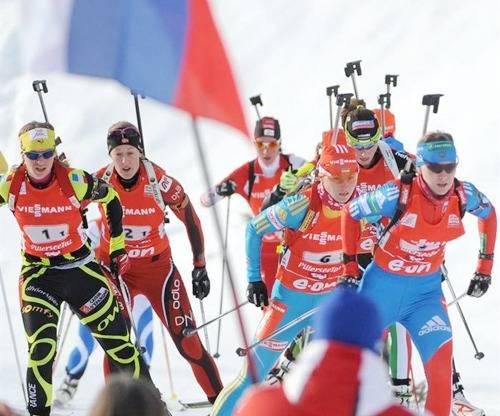 Русский биатлонист стал победителем этапа Кубка мира