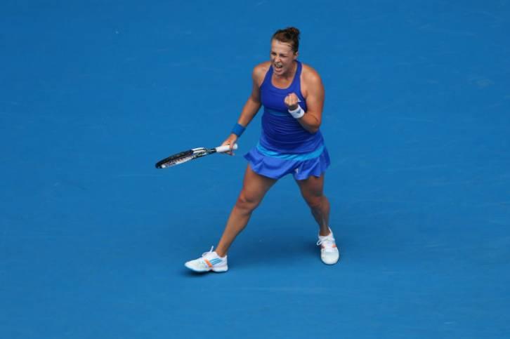 Павлюченкова потерпела неудачу при борьбе завыход вполуфинал Australian Open