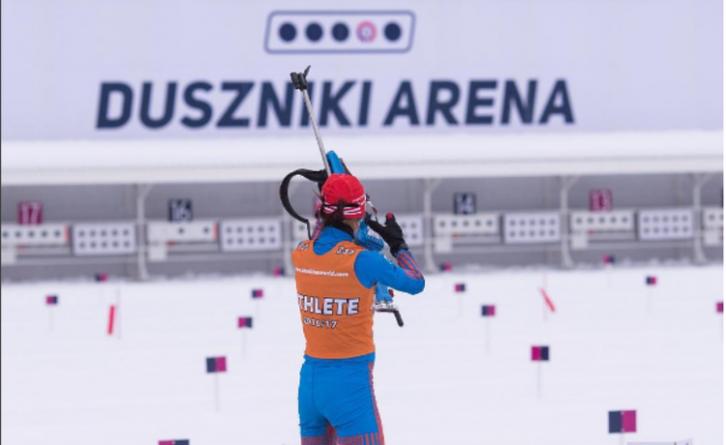 Александр Логинов— чемпион Европы вгонке преследования, Евгений Гараничев— серебряный призёр