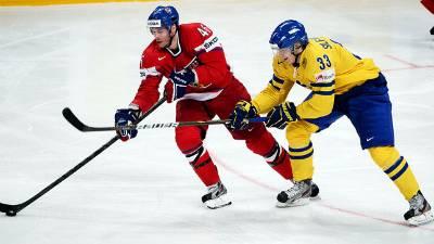Чехия швеция хоккей смотреть онлайн ои