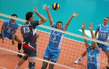 «Зенит» обыграл «Белогорье» ивышел в«Финал четырех» волейбольной Лиги чемпионов