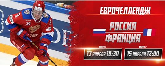 Еврочеллендж Хоккей 2017 Расписание