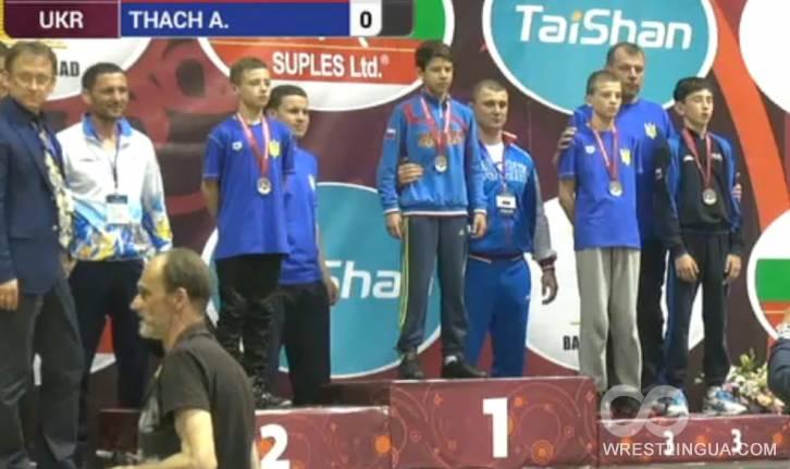 Борцы изрегионов Северного Кавказа стали победителями чемпионата Европы