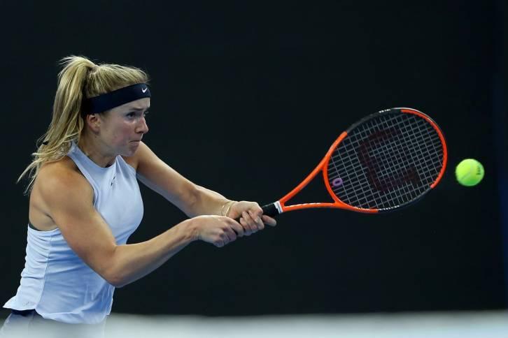 Элина Свитолина проиграла Гарсии наИтоговом турнире WTA— Теннис
