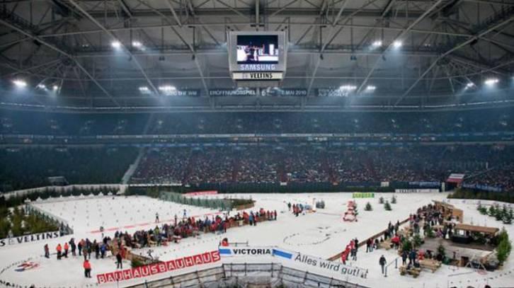 Юрлова-Перхт иВолков выиграли масс-старт «Рождественской гонки»