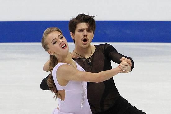 Пападакис иСизерон установили мировой рекорд вкоротком танце
