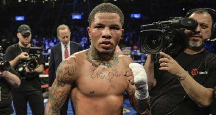 Дэвис победил Куэйяру вбою затитул WBA