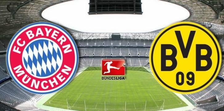 Бавария боруссия дортмунд смотреть онлайн 28 апреля