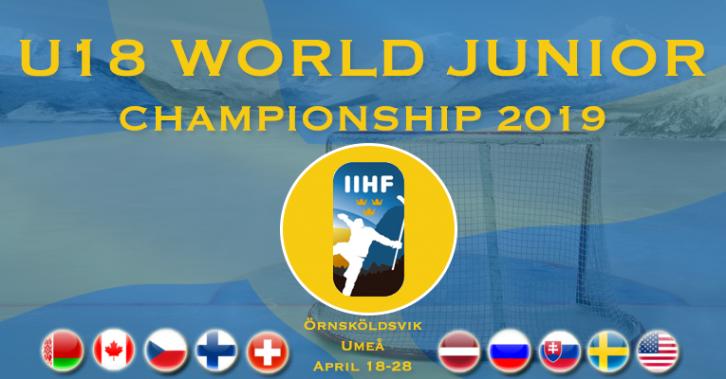 Россия и Швеция оспорят звание победителя юниорского чемпионата мира по хоккею