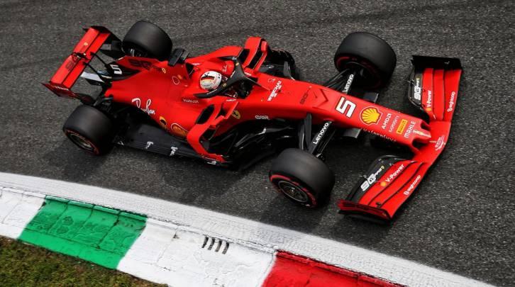 Назван победитель квалификации Гран-при «Формулы-1» в Италии