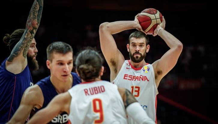 Чемпионат мира побаскетболу. Испанцы победили сербов, аргентинцы— поляков