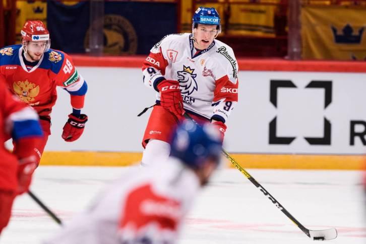 Сборная России по хоккею обыграла команду Швеции